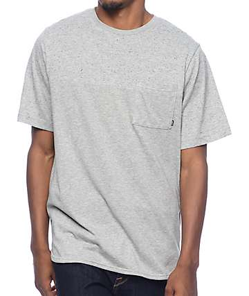 Nike SB Dri-Fit Nepps Grey T-Shirt