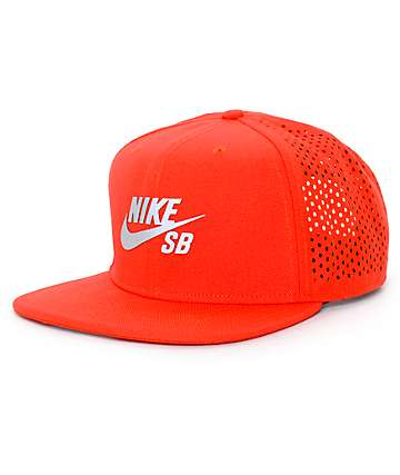 Nike SB Dri-Fit Perforated Reflective Trucker Hat