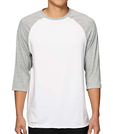 Nike SB Dri-Fit Skyline Baseball T-Shirt