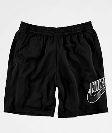 Nike SB Dri-Fit Sunday shorts negros
