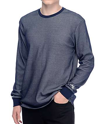 Nike SB Dry Thermal Obsidian Long Sleeve Shirt