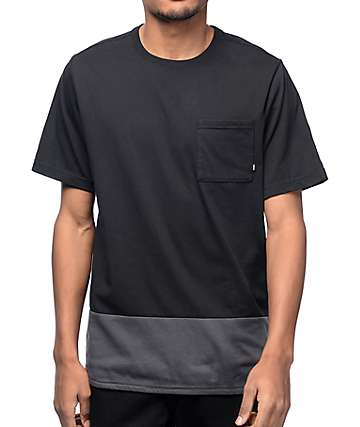 Nike SB Dry Top Black Pocket T-Shirt