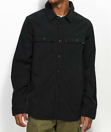 Nike SB Holgate Windstopper Black Tech Fleece Jacket
