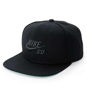 Nike SB Icon Pro Snapback Hat