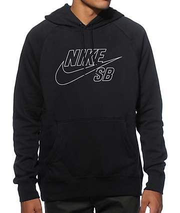 Nike SB Icon Reflective Hoodie