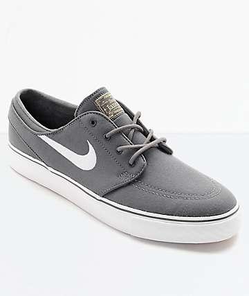Nike Janoski Grey