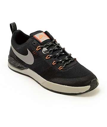 Nike SB Project BA RR Silver Flash Skate Shoes