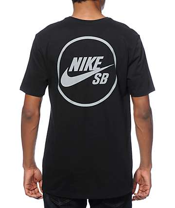 Nike SB Reflective Circle T-Shirt