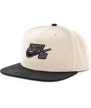 Nike SB S+ Hemp Snapback Hat