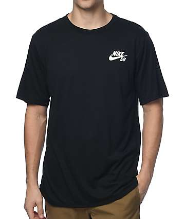 Nike SB Skyline Dri-Fit Black T-Shirt