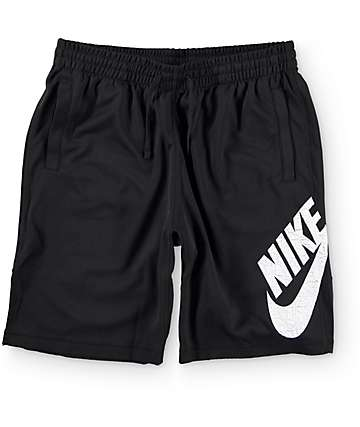 Nike SB Sunday Black Dri-Fit Shorts
