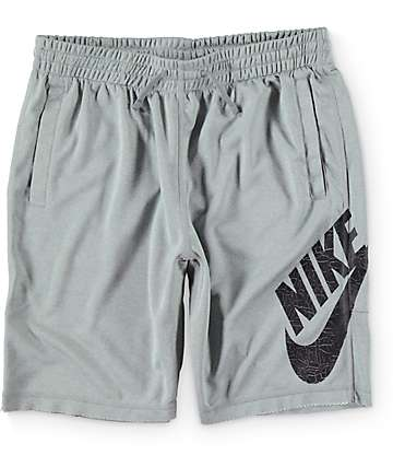 Nike SB Sunday Heather Grey Shorts