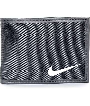 Nike Tech Essential Black Bifold Wallet
