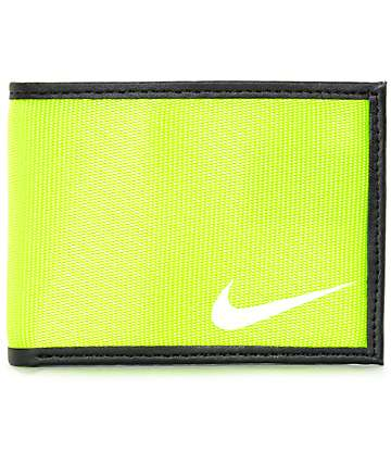 Nike Tech Essential Volt Bifold Wallet