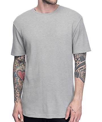 Ninth Hall Arbor Thermal Grey T-Shirt