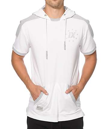 Ninth Hall Atlas Short Sleeve Hoodie