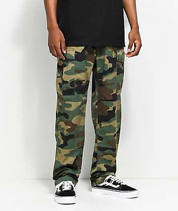 Ninth Hall Corporal pantalones cargos camuflados