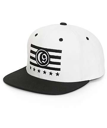 Ninth Hall Crescent 9 Starter Snapback Hat