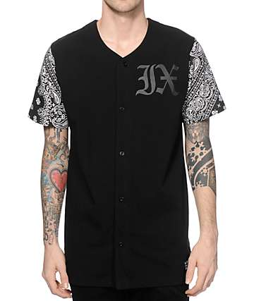 Ninth Hall Easy $ Bandana Baseball Jersey