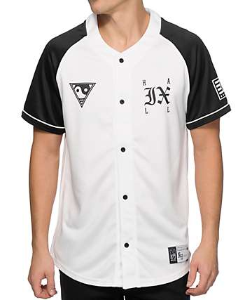 Ninth Hall Home Plate Baseball Jersey