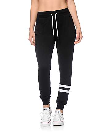 Ninth Hall Keisha Stripe Jogger Pants