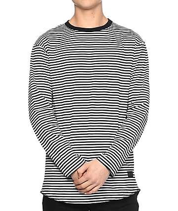 Ninth Hall Lynyrd camiseta de manga larga a rayas