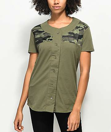 Ninth Hall Montana Olive Jersey