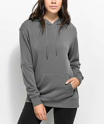 Ninth Hall Nola Pewter Hoodie