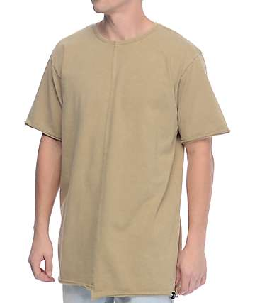 Ninth Hall Phase Split Sand Wash T-Shirt