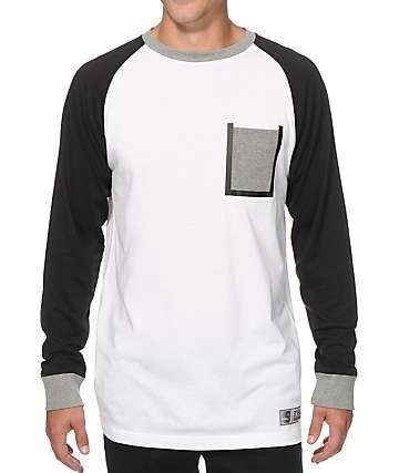 Ninth Hall Second Theory Long Sleeve Pocket T-Shirt