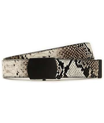 Ninth Hall Snake Web Belt