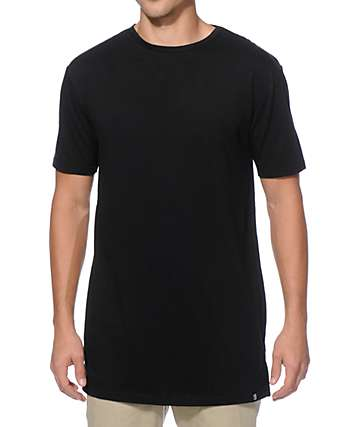 Ninth Hall Straight Slit Hem T-Shirt