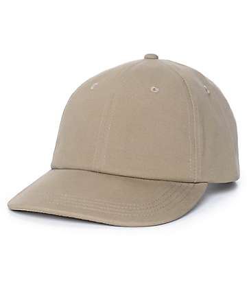 Ninth Hall Thunder Dune Soft Bill Snapback Hat