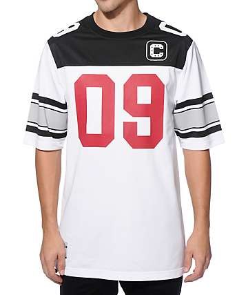 Ninth Hall Touchdown Football Jersey