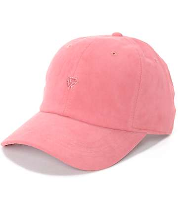 Ninth Hall Trifecta Pink Baseball Hat
