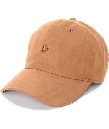 Ninth Hall Trifecta gorra béisbol en marrón