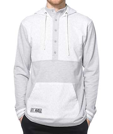 Ninth Hall True North Henley Hoodie