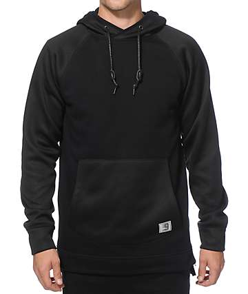 Ninth Hall Voiceless Embossed Mesh Hoodie