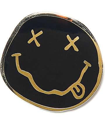 Nirvana Smile broche