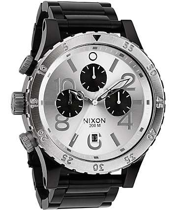 Nixon 48-20 Chronograph Analog Watch