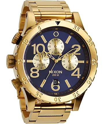 Nixon 48-20 Chronograph Analog Watch