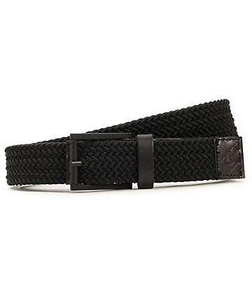 Nixon Americana Black Weave Belt