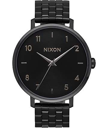 Nixon Arrow All Black Watch