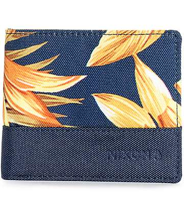Nixon Atlas Hawaiiana Bifold Wallet