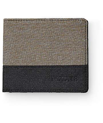 Nixon Atlas Heather Khaki Bifold Wallet