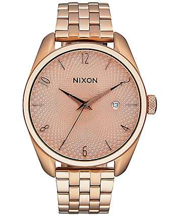 Nixon Bullet All Rose Gold Analog Watch