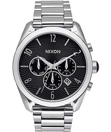 Nixon Bullet reloj cronógrafo analógico