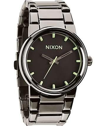 Nixon Cannon Analog Watch