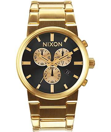 Nixon Cannon Chrono Watch