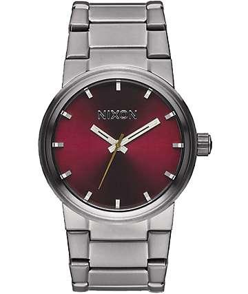Nixon Cannon reloj analógico